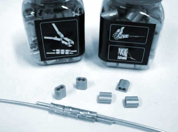 Wire Joiners,Crimp Sleeve, US Version
