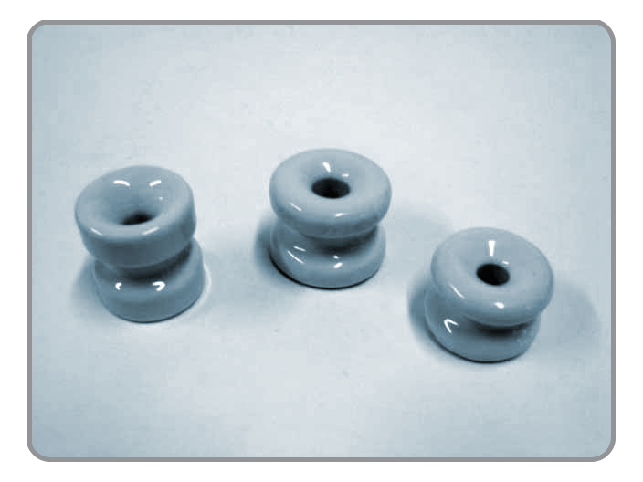 Insulators,Porcelain Insulator, End & Corner