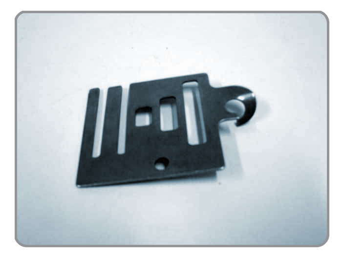 Tape Accessories,Tape Buckle, Stainless Steel Sheet